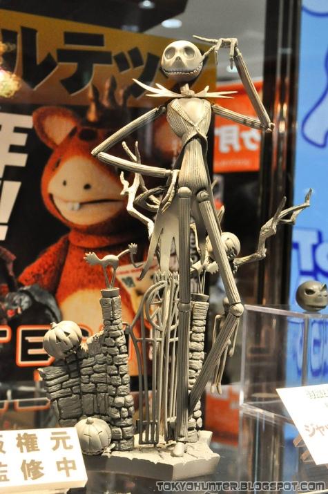 Revoltech Jack Skeleton